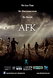 AFK: The Webseries Poster
