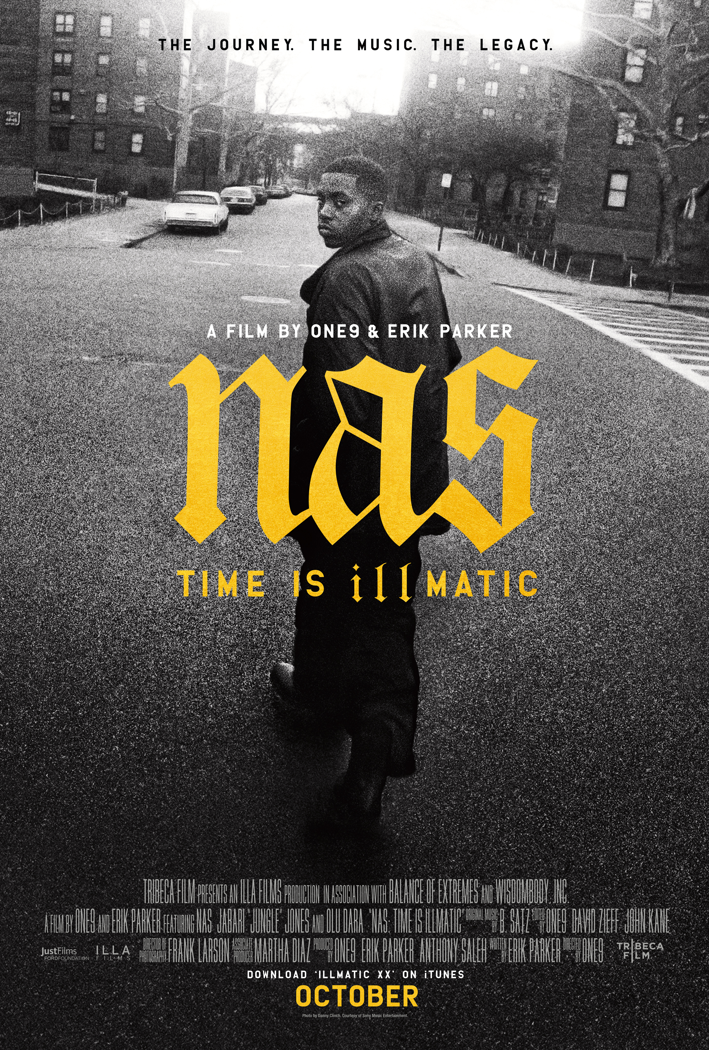 Nas in Time Is Illmatic (2014)