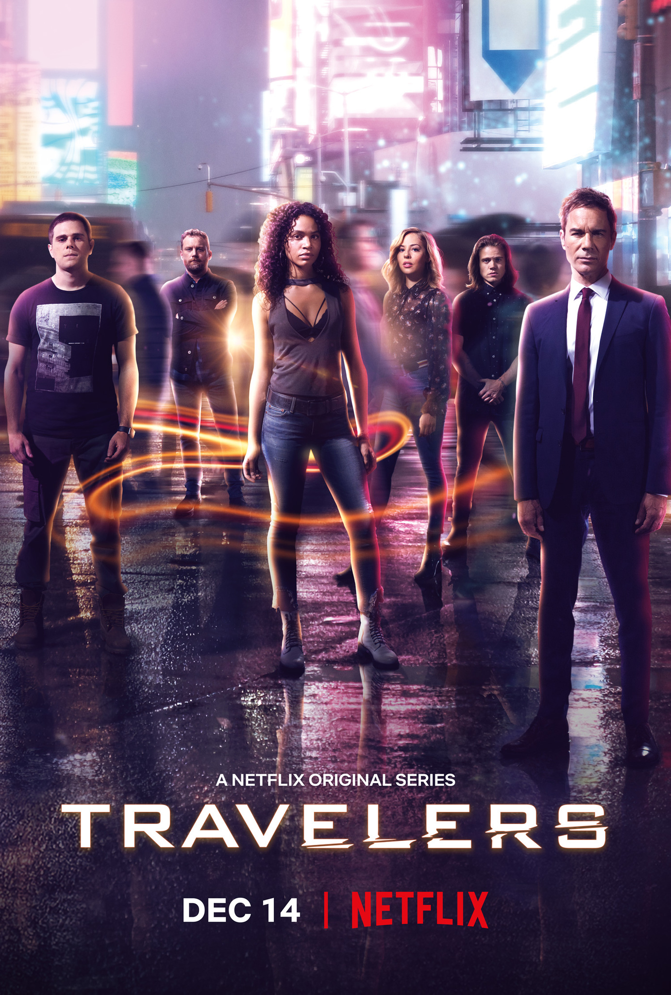 travelers tv series 2016 imdb