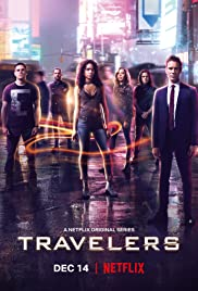 Travelers Poster - TV Show Forum, Cast, Reviews