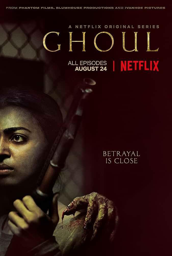 Ghoul (2018) Hindi Season 1 Complete Hindi 720p Esubs DL