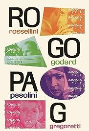 Ro.Go.Pa.G.(1963) Poster - Movie Forum, Cast, Reviews