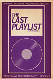 The Last Playlist Poster