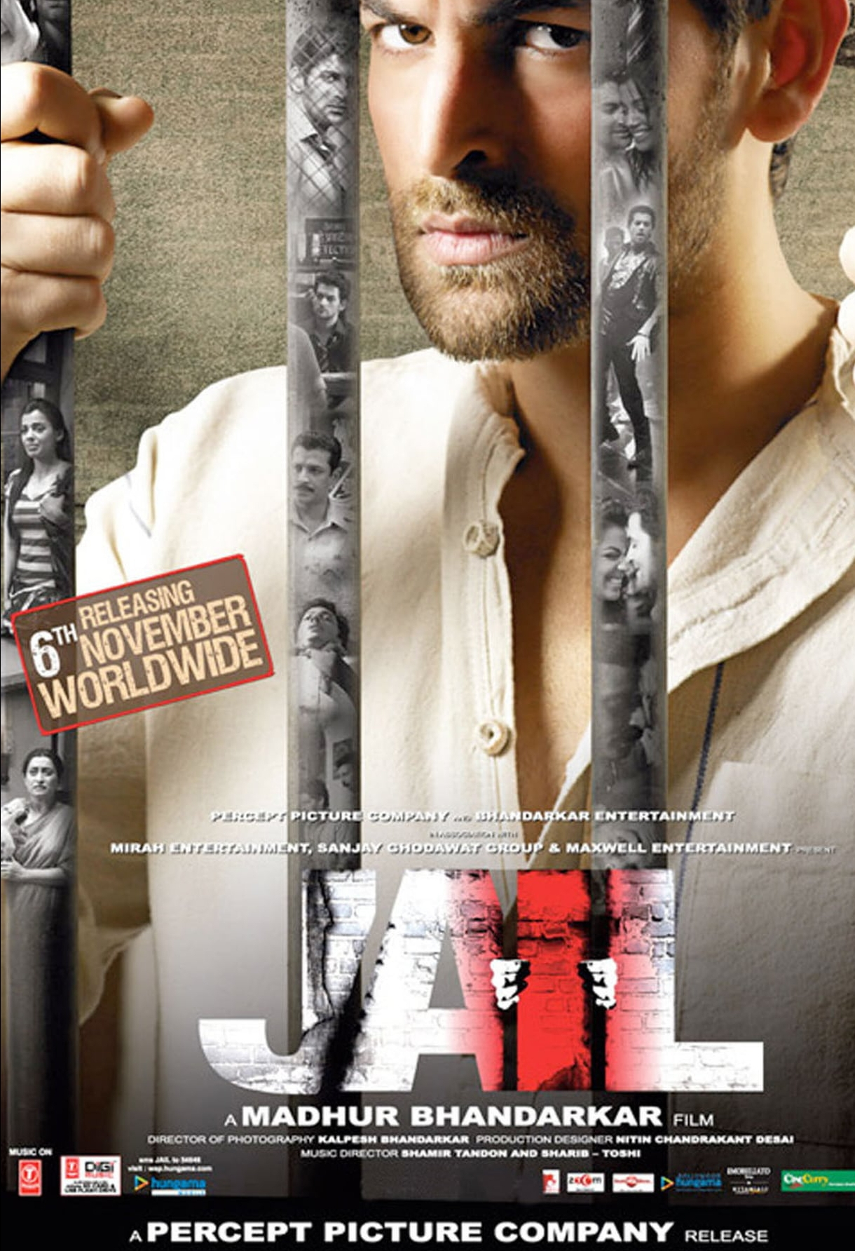 Neil Nitin Mukesh in Jail (2009)