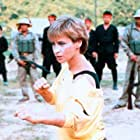 Cynthia Rothrock in No Retreat, No Surrender 2: Raging Thunder (1987)