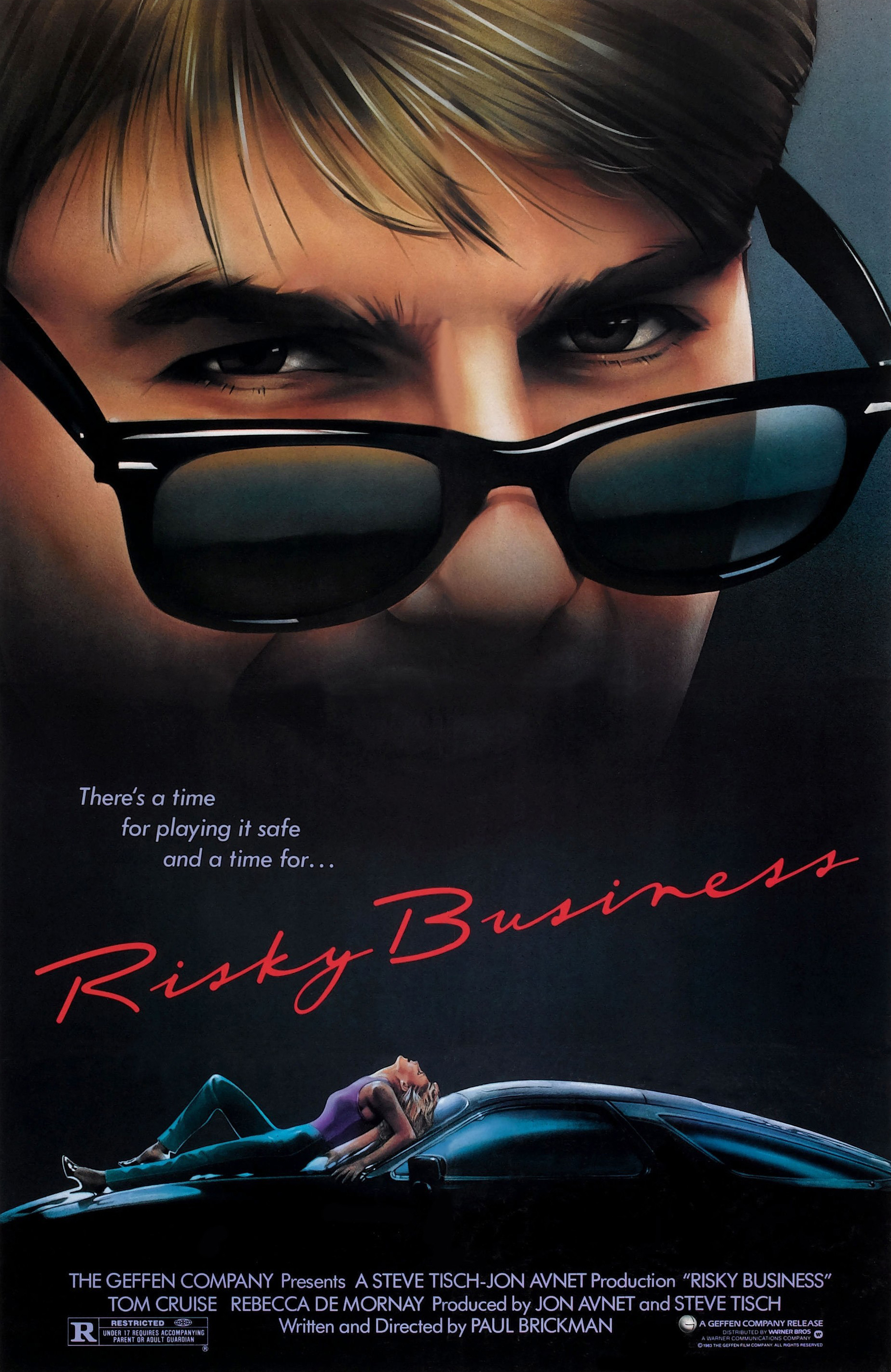Image result for risky business