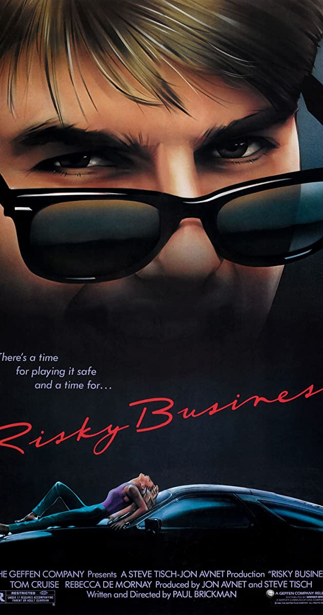 0839b4bf0ea Risky Business (1983) - Connections - IMDb