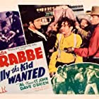 Budd Buster, Buster Crabbe, Charles King, Dave O'Brien, Al St. John, Glenn Strange, and Slim Whitaker in Billy the Kid Wanted (1941)