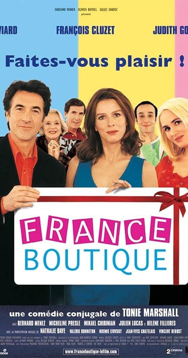 France Boutique 2003 Imdb