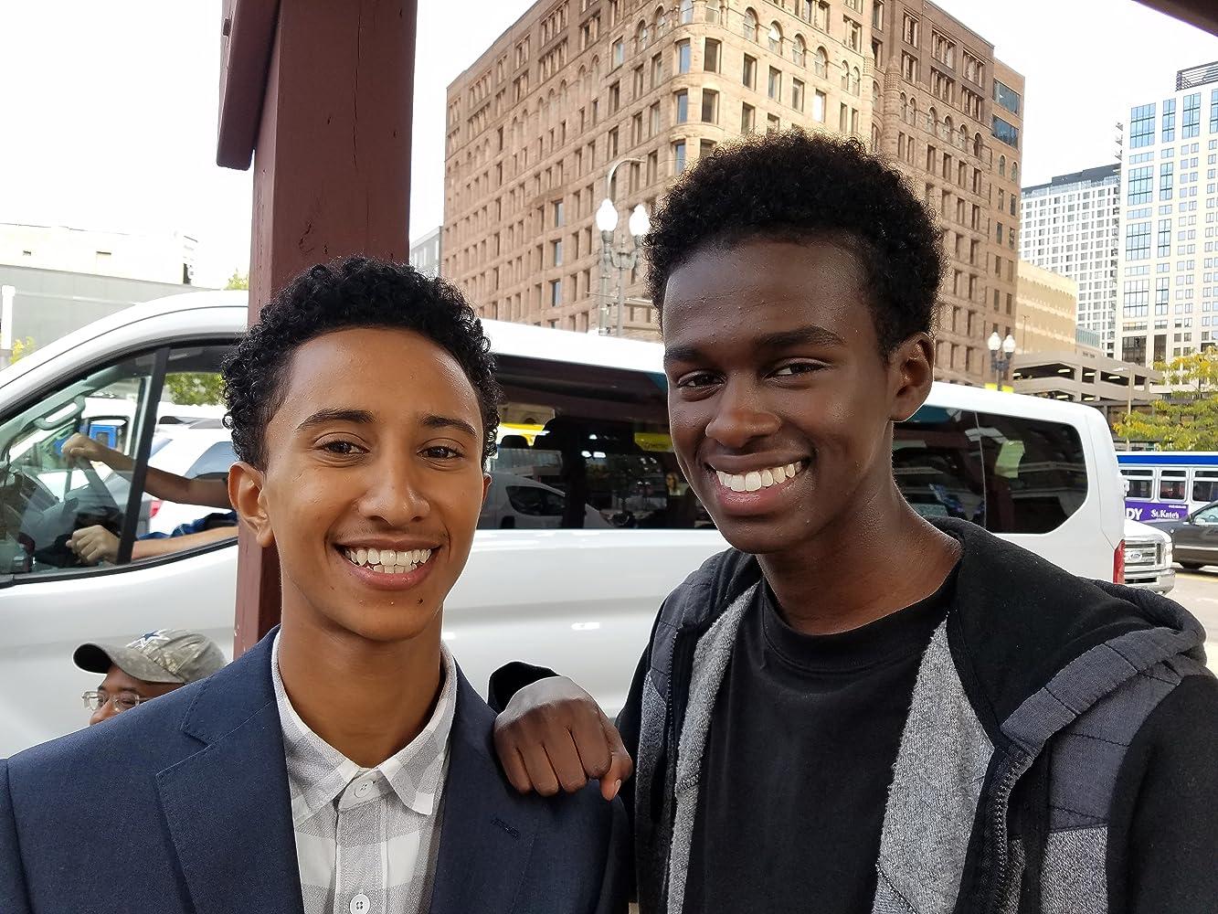 Ezana Alem And Hanad Abdi In Mogadishu Minnesota