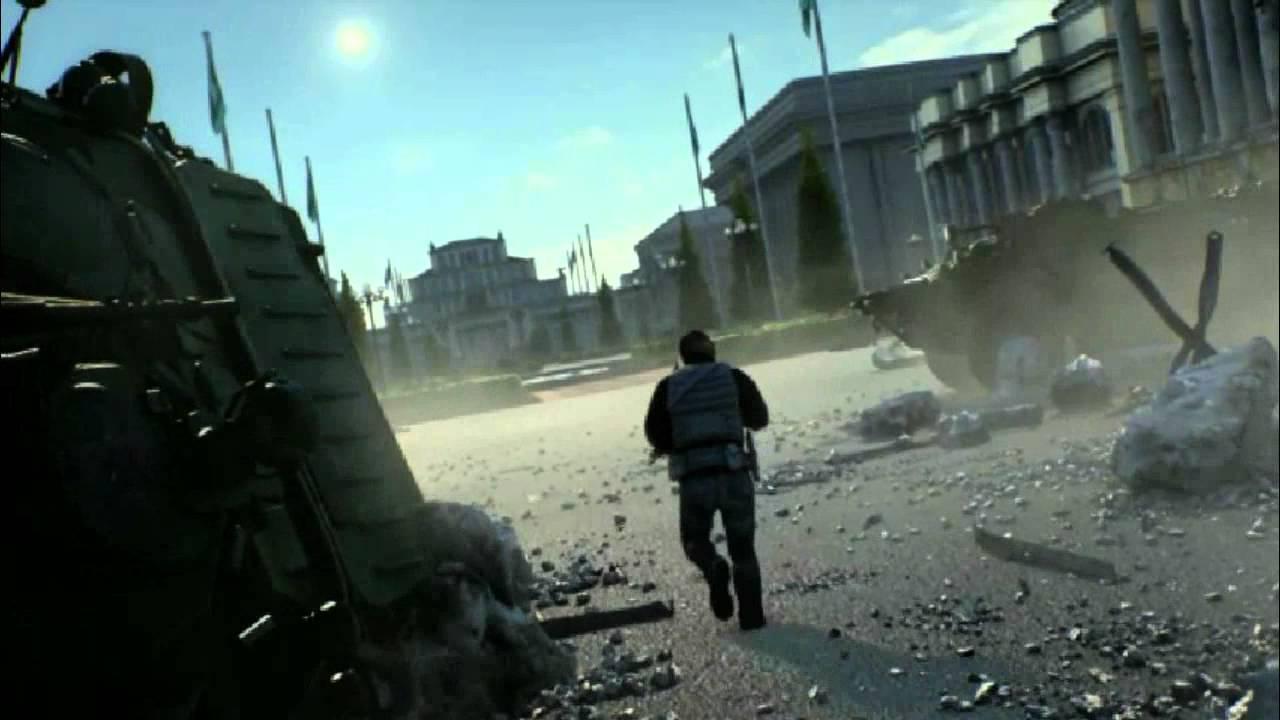 Biohazard: Damnation (2012)