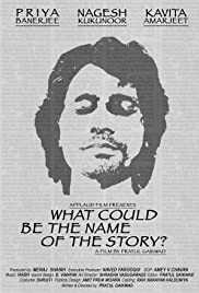 What Could Be the Name of Story Poster