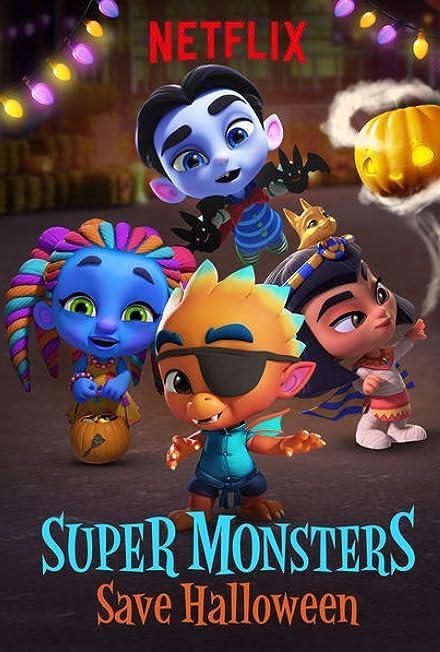 Film: Super Monsters Save Halloween