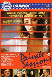 Private Sessions (1985) Poster - Movie Forum, Cast, Reviews