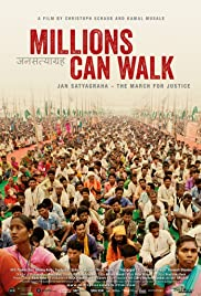 Millions Can Walk Poster