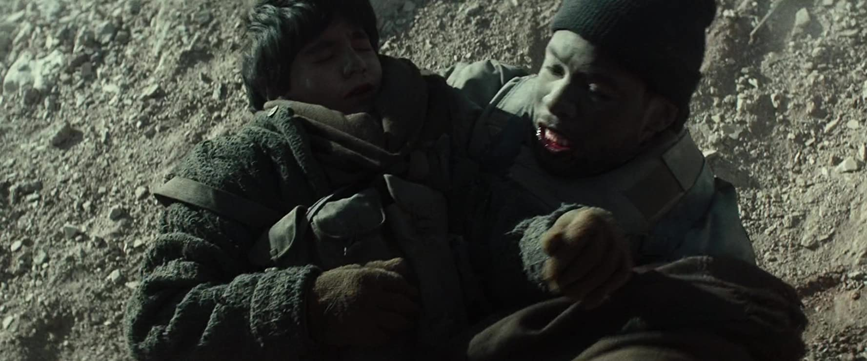 Trevante Rhodes in 12 Strong (2018)