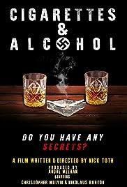 Cigarettes & Alcohol Poster