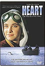 Heart: The Marilyn Bell Story Poster