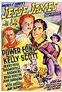 Jesse James (1939) Poster
