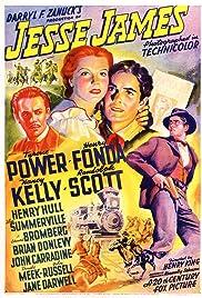 Jesse James Poster