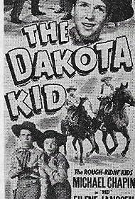 Michael Chapin and Eilene Janssen in The Dakota Kid (1951)