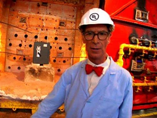 Safety Smart Science With Bill Nye The Science Guy: Electricity