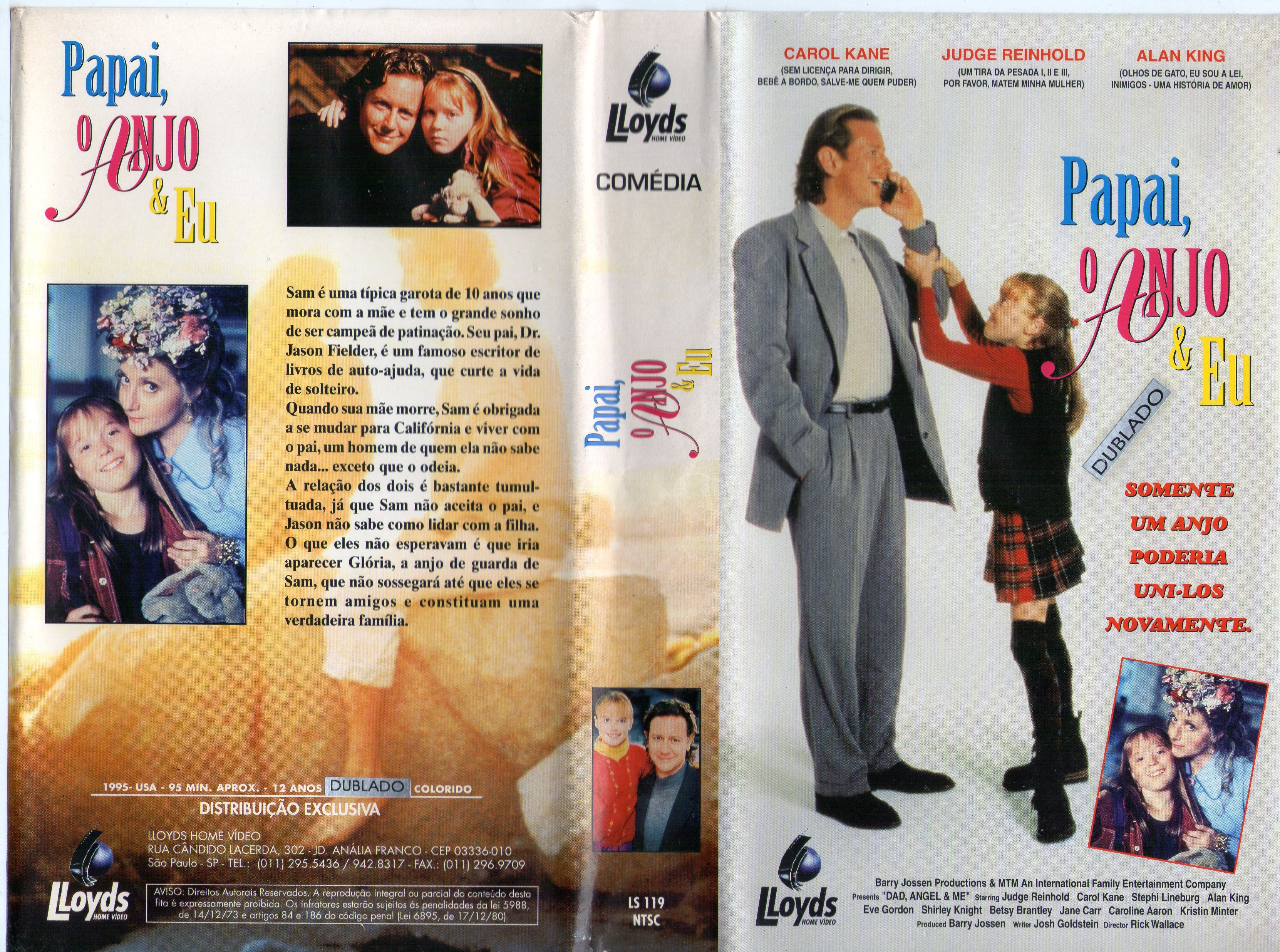 Dad, the Angel & Me (1995)