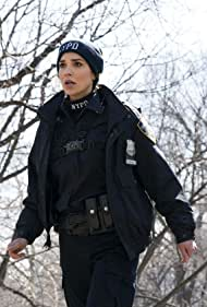 Arielle Kebbel in Lincoln Rhyme: Hunt for the Bone Collector (2020)