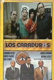 Los caraduros Poster