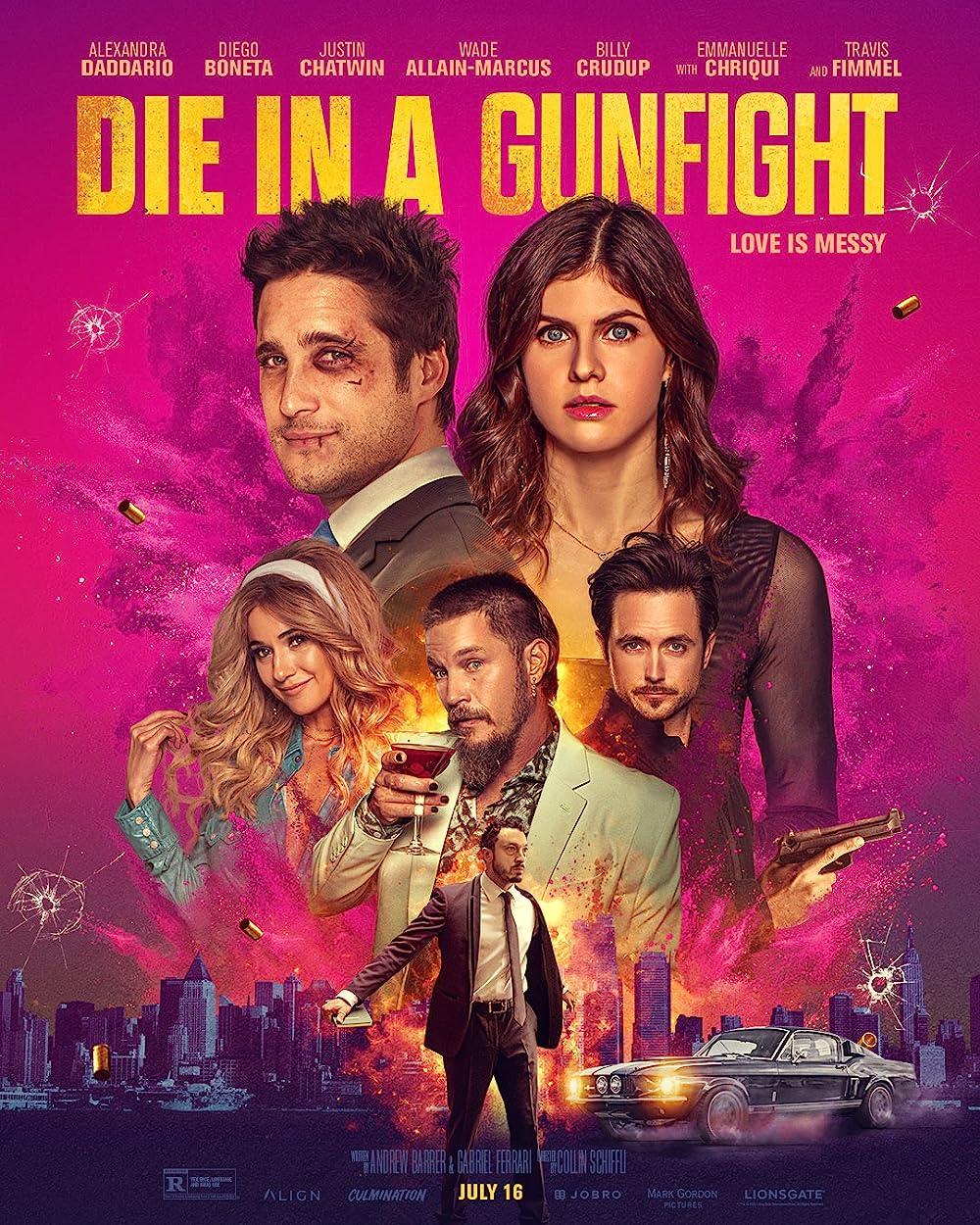 فيلم Die in a Gunfight 2021