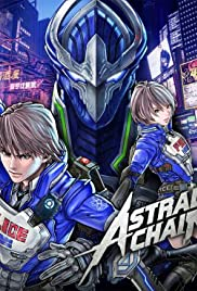 Astral Chain Poster
