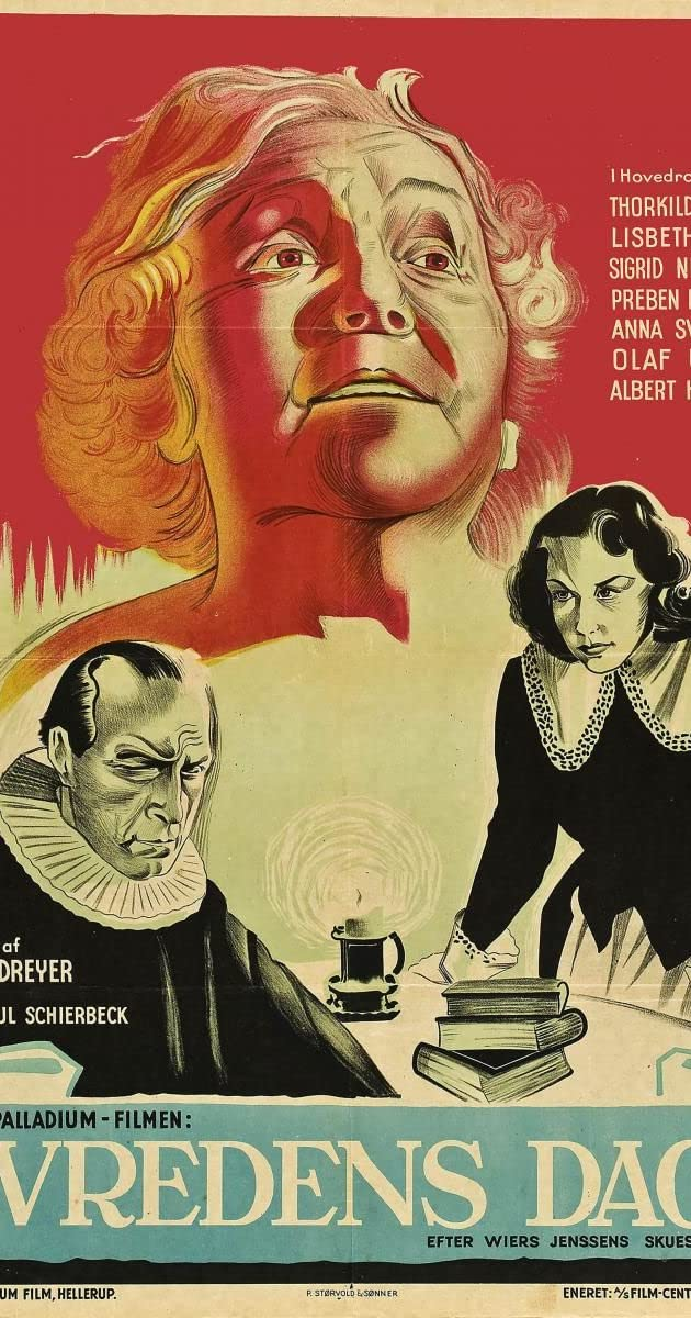 Day of Wrath (1948) Subtitles