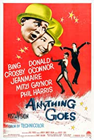 Anything Goes Poster - Movie Forum, Cast, Reviews