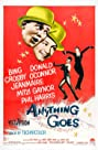 Anything Goes (1956) Poster