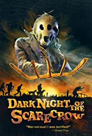 Dark Night of the Scarecrow (1981) Poster - Movie Forum, Cast, Reviews