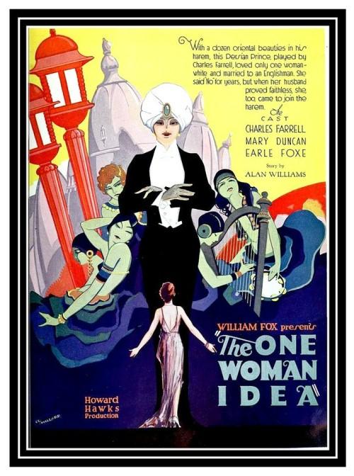 Rod La Rocque in The One Woman Idea (1929)