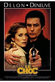 Le choc (1982) Poster - Movie Forum, Cast, Reviews