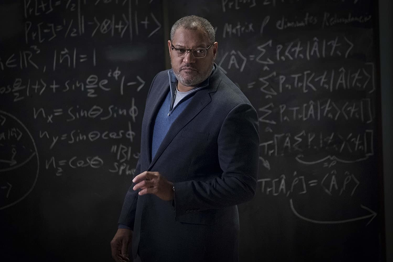 Laurence Fishburne in Ant-Man and the Wasp (2018)