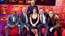 Tom Hanks/Joseph Gordon-Levitt/Gemma Arterton/Mo Farah/Olly Murs