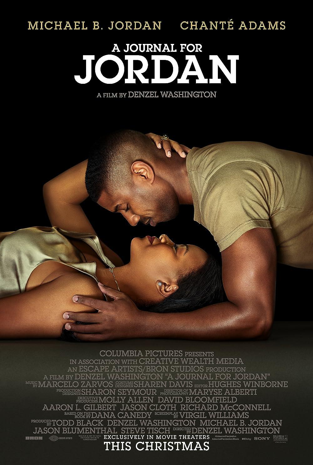 Download pelo celular A Journal for Jordan Qualidade boa