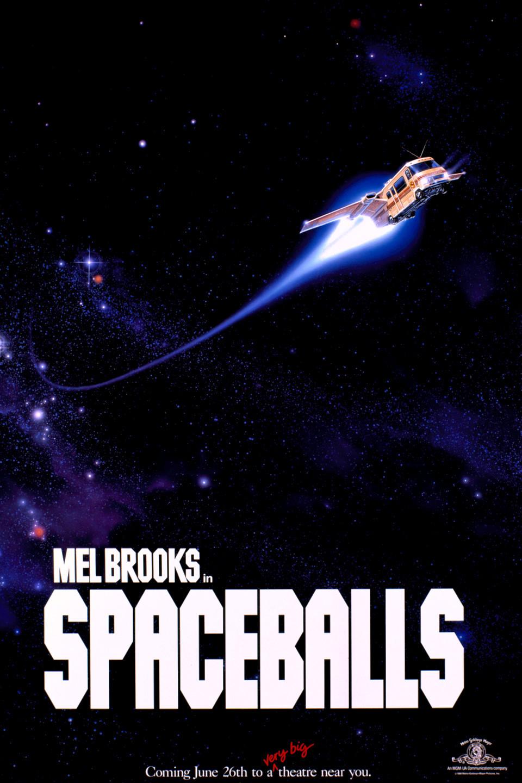 KOSMINIAI KIAUŠINIAI (1987) / SPACEBALLS