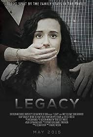 Doug Goodrich, Rachel C. Wilson, Geenah Krisht, Keavy Bradley, Krista Forster, Kyle Roark, Kaitlynn Neill, Beau Thompson, Emily Belknap, and Bryant Belknap in Legacy (2015)