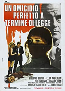 Movies that you can watch for free Un omicidio perfetto a termine di legge by Pupi Avati [WEBRip]