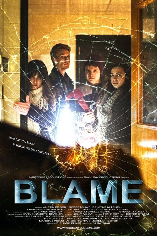 Blame (2021) English Movie HDRip 300MB Download