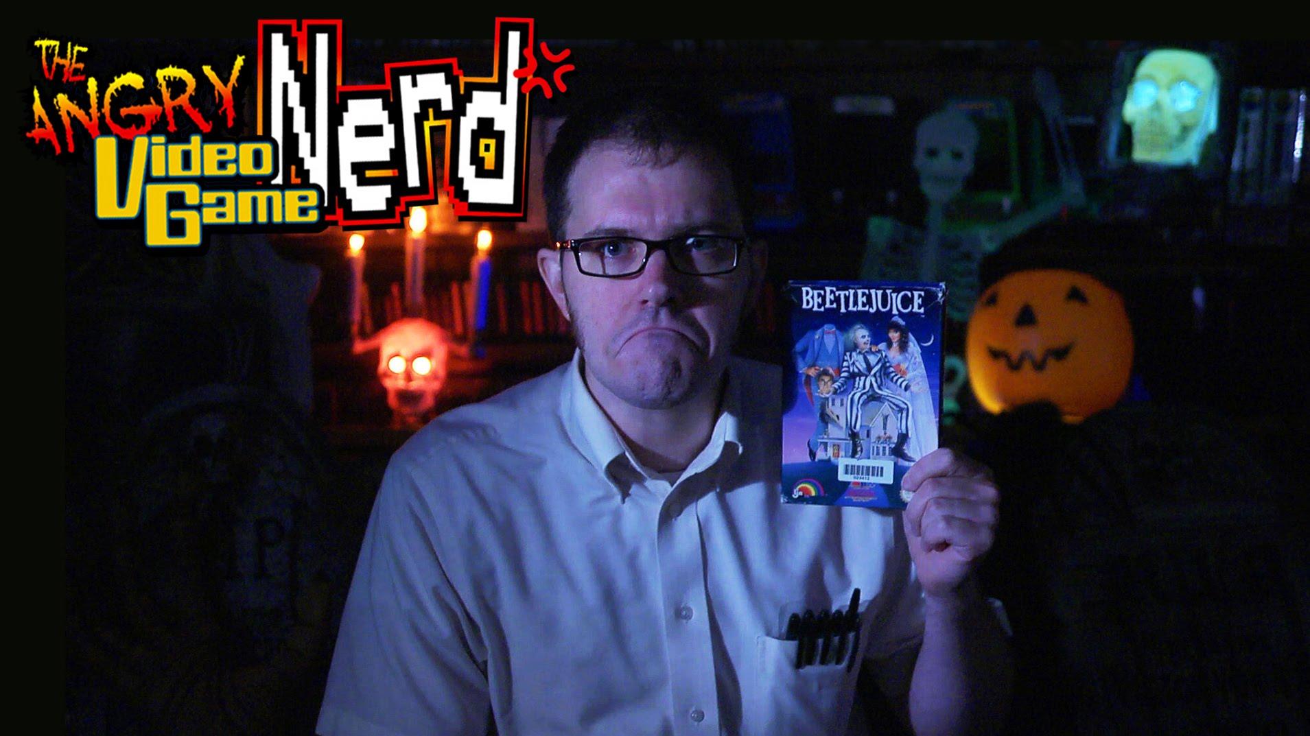 The Angry Video Game Nerd Beetlejuice Tv Episode 2014 Imdb