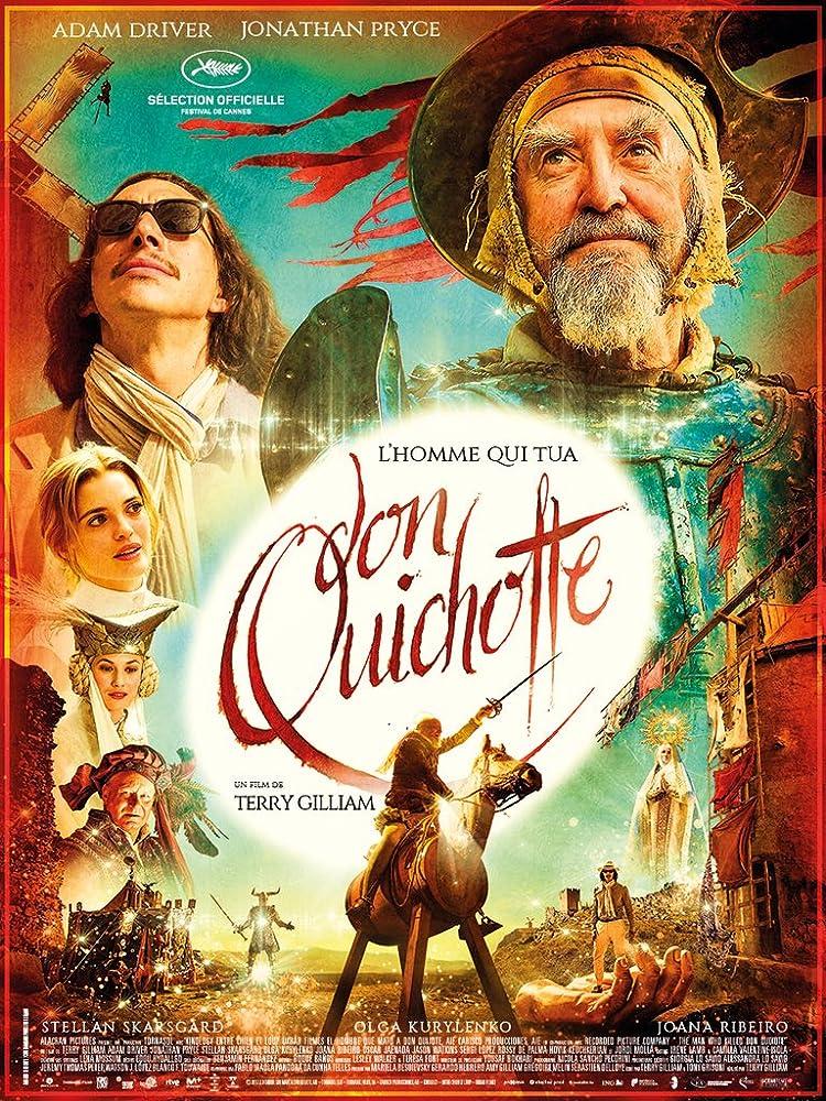 The Man Who Killed Don Quixote 2018