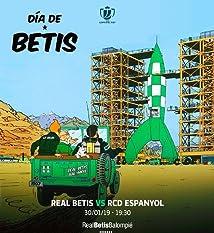 COPA DEL REY Quarter-Finals 2nd leg Real Betis Balompié vs RCD Espanyol Barcelona (2019)