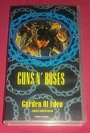 Guns N' Roses: Garden of Eden Poster