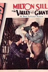 Milton Sills and Arthur Stone in The Valley of the Giants (1927)