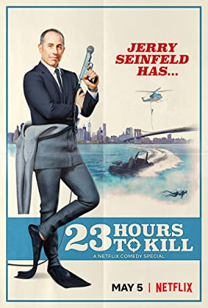Where to stream Jerry Seinfeld: 23 Hours to Kill